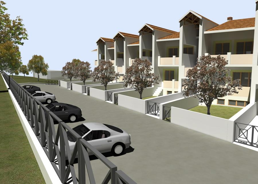 Complesso edilizio residenziale idee architetti for Idee di rimodellamento seminterrato