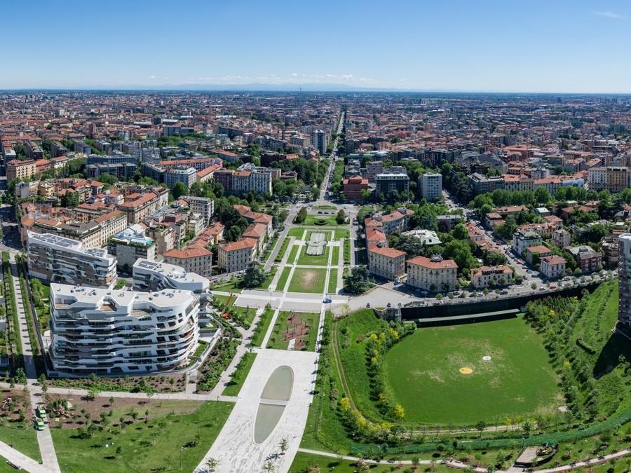 Parco pubblico CityLife