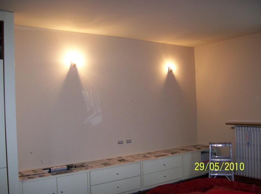 Foto parete con smalto murale di emmecolor habitissimo