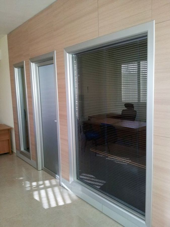 Progetto costruzione pareti mobili divisorie idee mobili - Parete divisoria mobile ...