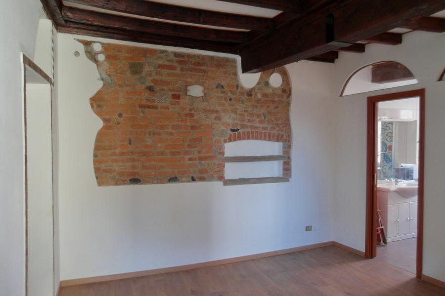 Fabulous parete in mattoni faccia a vista with parete - Cucina in mattoni faccia vista ...