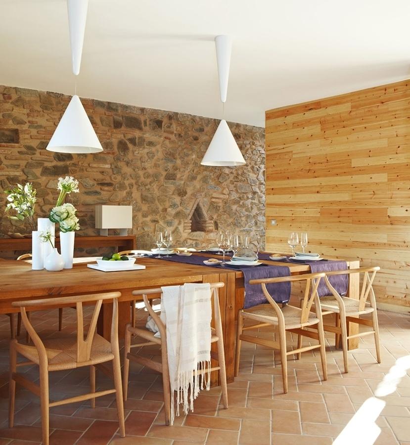 Passione per la pietra idee interior designer for Aspetto rustico
