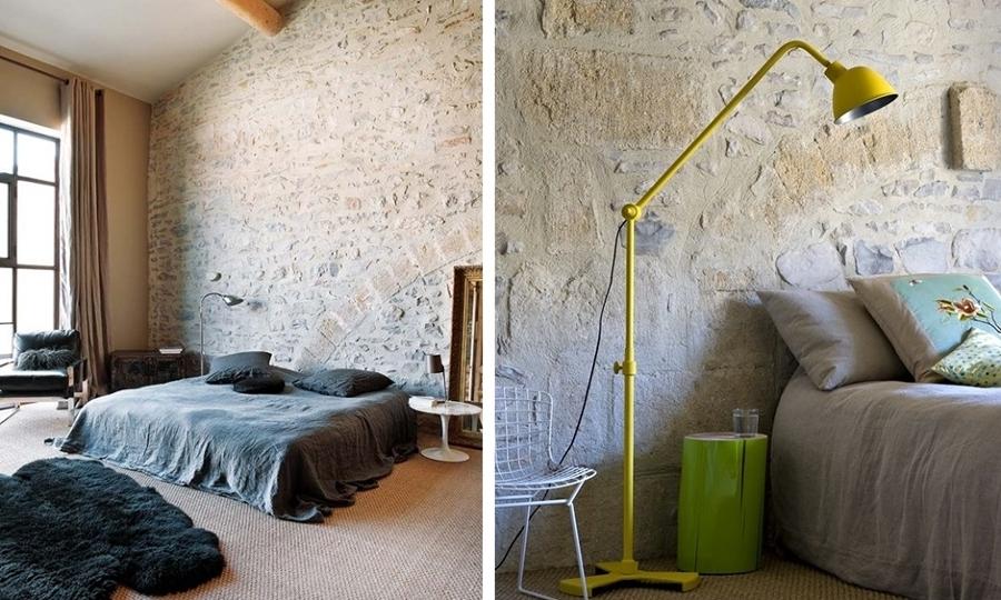 Parete Camera Da Letto In Pietra : parete in pietra