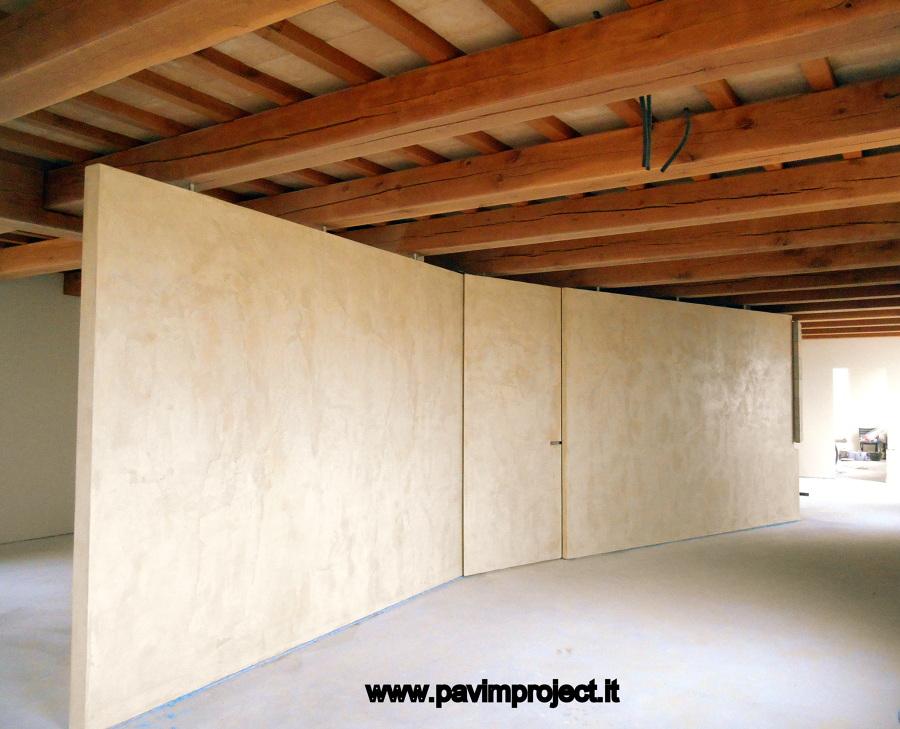 pavimento idee Microcemento : Progetto Pavimento In Microcemento a Pesaro (pu) Idee Microcemento