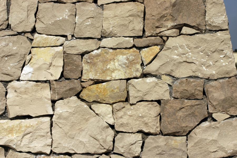 Particolare muratura in pietra