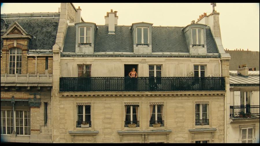 particolari degli edifici parigini
