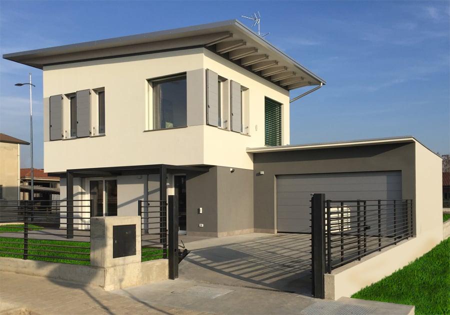 Passivhaus by marlegno idee costruzione case prefabbricate - Ingressi case moderne ...