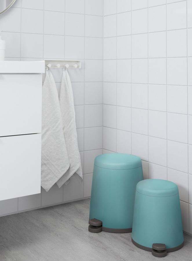Necessaire per la casa 20 immancabili by ikea idee mobili for Ikea pattumiera