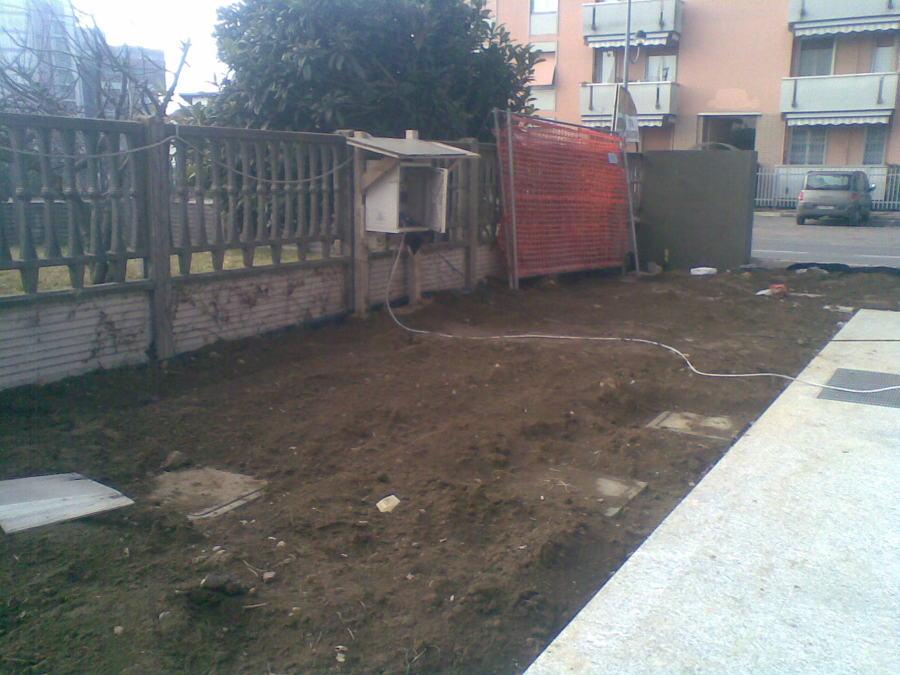 Progetto pavimentazione a secco per giardino progetti - Piastrelle posa a secco ...