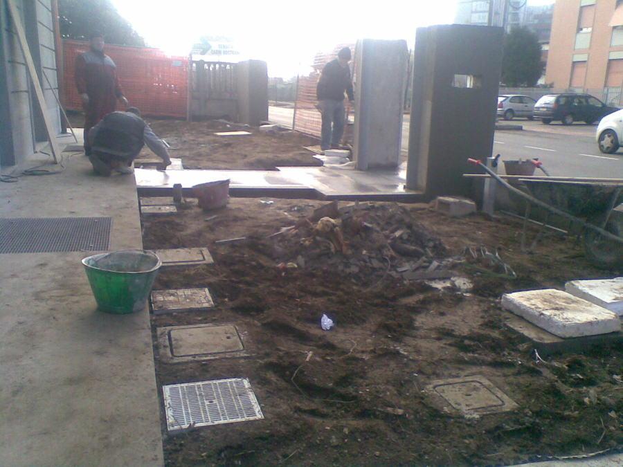 Progetto Pavimentazione a Secco Per Giardino  Progetti Pavimenti ...