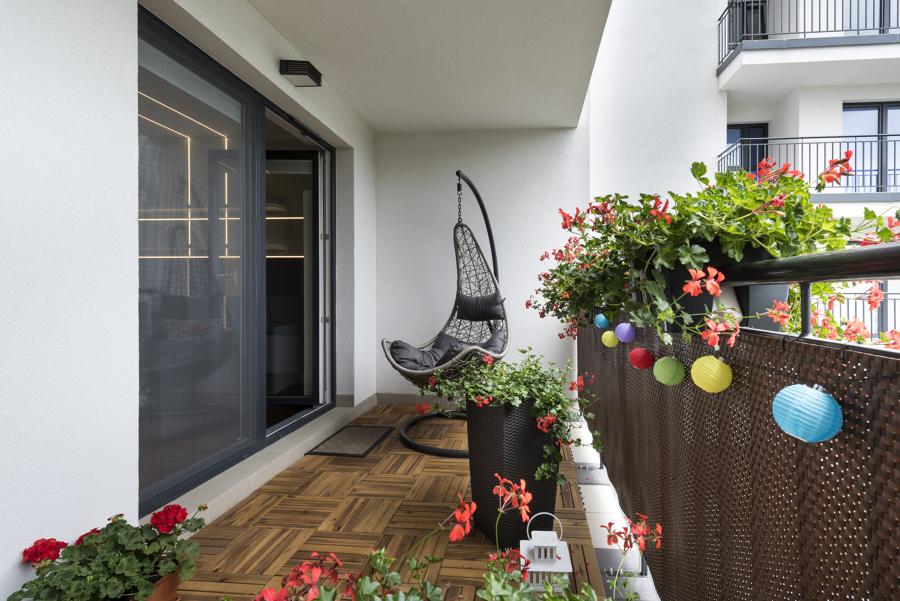 pavimentazione balcone