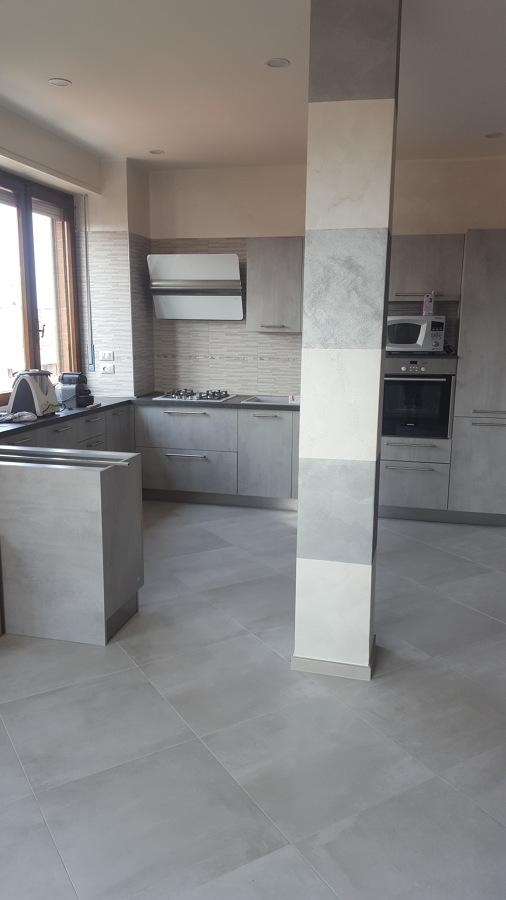Appartamento a collegno idee ristrutturazione casa for Abk interno 09