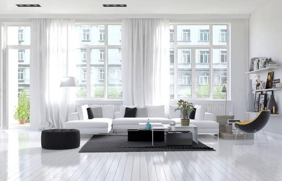 pavimento bianco