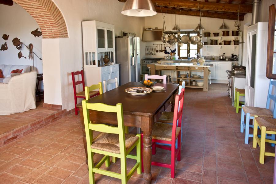 Piastrelle che materiale scegliere idee muratori - Pavimenti per cucina rustica ...