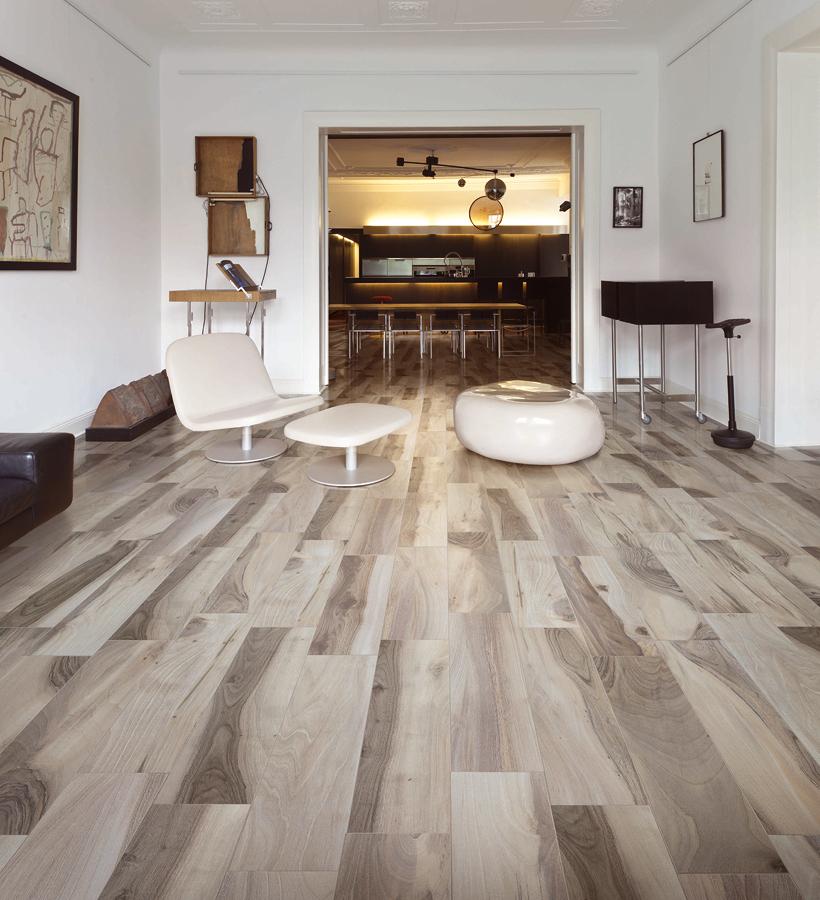 Gres porcellana effetto legno idee ristrutturazione casa for Pavimento ceramica effetto parquet