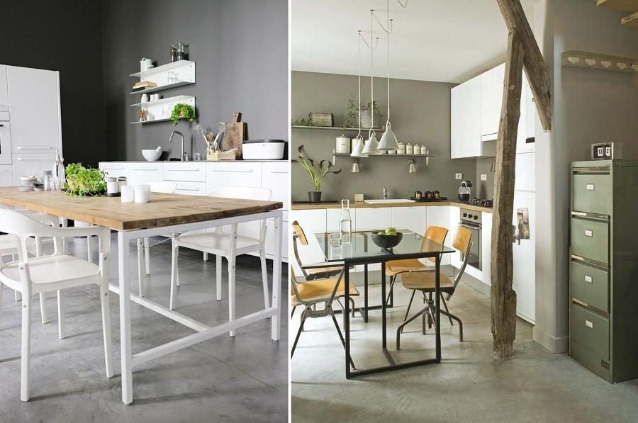 pavimento idee Microcemento : Scegli il Miglior Pavimento Per la Tua Cucina Idee Interior Designer