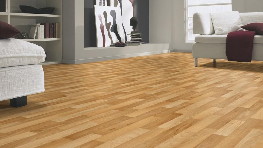 Foto pavimento in pvc a teli posa libera di otmar floor - Parquet sopra piastrelle ...
