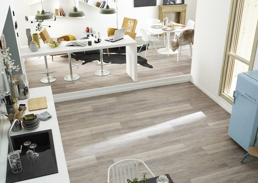 Scegli il miglior pavimento per la tua cucina idee interior designer - Pavimento per cucina ...