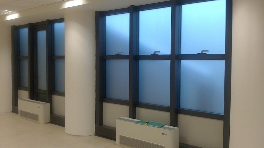 Progetto applicazione pellicole antisolari di sicurezza - Applicazione pellicole vetri finestre ...
