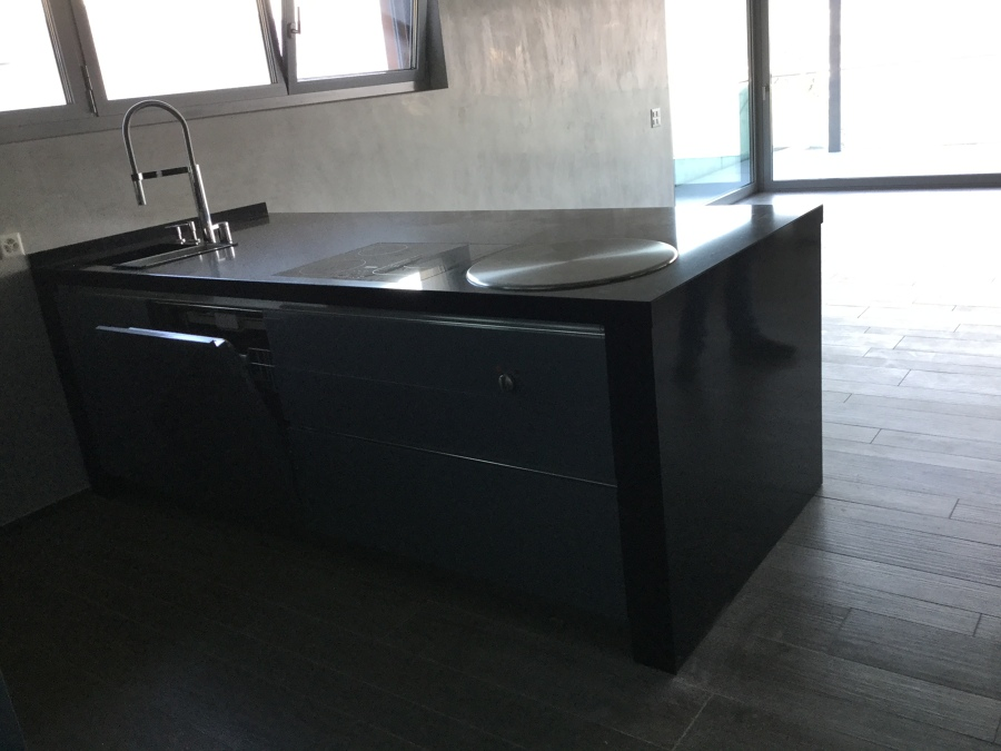 Foto penisola cucina di luca massimini 367740 habitissimo for Luca arredamenti torino