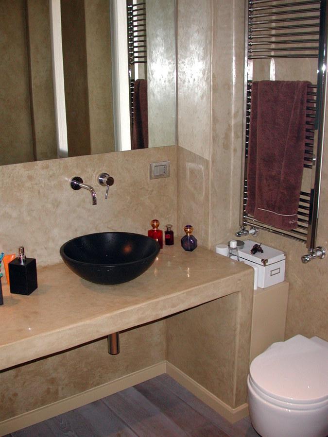 Progetto ristrutturazione bagno tadelakt idee ristrutturazione bagni - Progetto ristrutturazione bagno ...