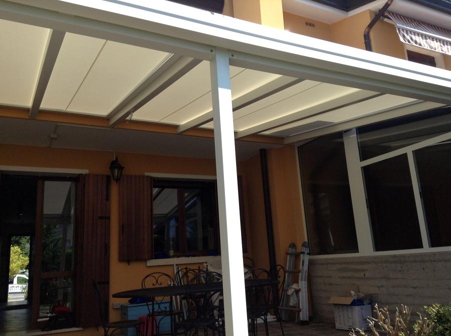 Progetto Installazione Pergola Fitter  Idee Tende da Sole