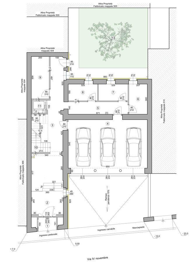 Ristrutturazione villa tyche tolmezzo ud idee for Idee piano terra