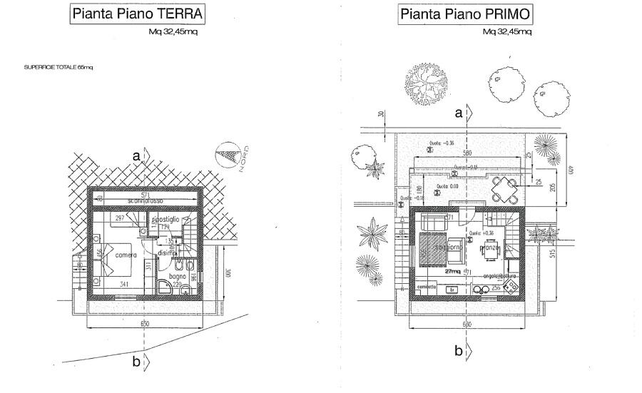 Il podere di giada idee architetti for Idee piano terra