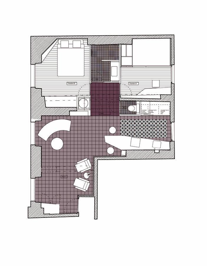 25 30 50 mq a ognuno il suo spazio come arredare piccole for Appartamento 50