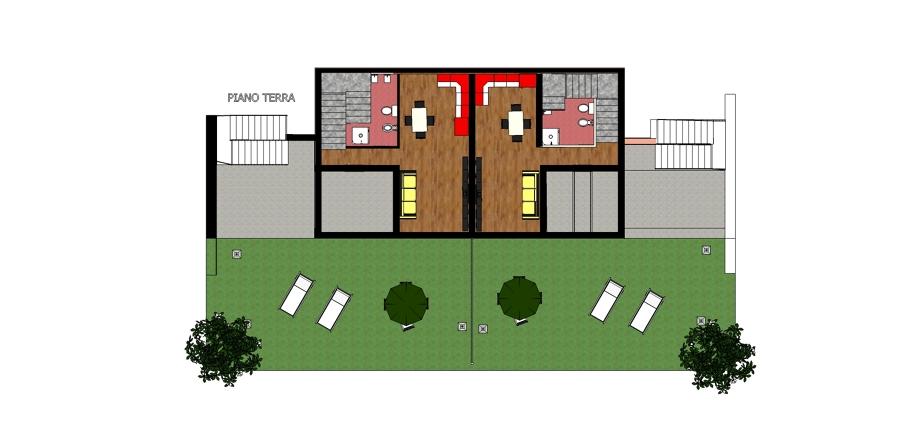 Ristrutturazione edificio idee geometri for Idee piano terra