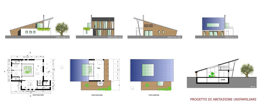 Progetto rendering casa a rivarolo canavese to idee for Immagini di design moderno edificio