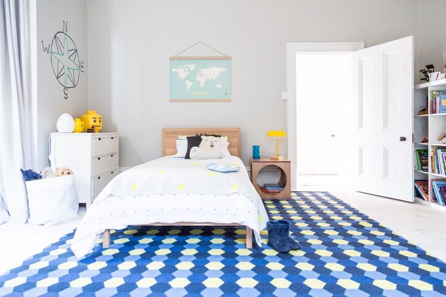 piastrellare camera da letto