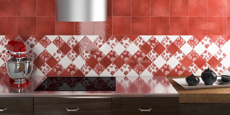 Piastrelle che materiale scegliere idee muratori for Materiale per mattonelle