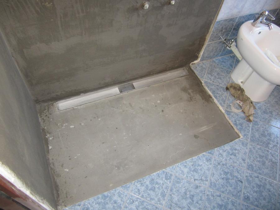 Foto: piatto doccia in muratura di d&p edilizia generale #245771 ...