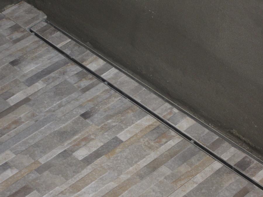 Foto piatto doccia in muratura di d p edilizia generale 245774 habitissimo - Doccia a pavimento mosaico ...