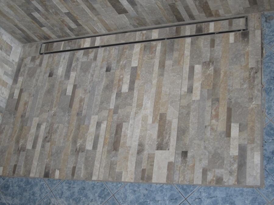 Bagni Con Doccia Senza Piatto : Foto piatto doccia in muratura di d p edilizia generale