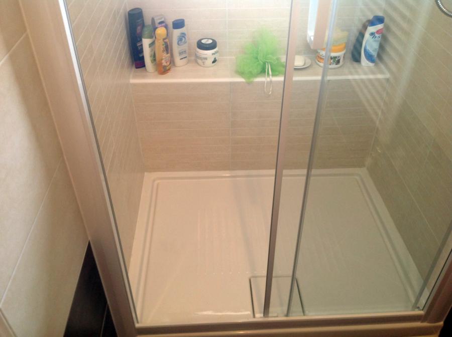 Muretto Doccia Spessore: Box doccia con muretto vetroparma. Muretto doccia spessore la scelta ...