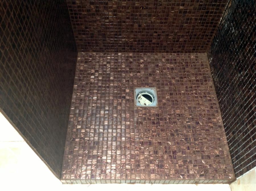 Docce in mosaico gallery of bagno con doccia mosaico bagno