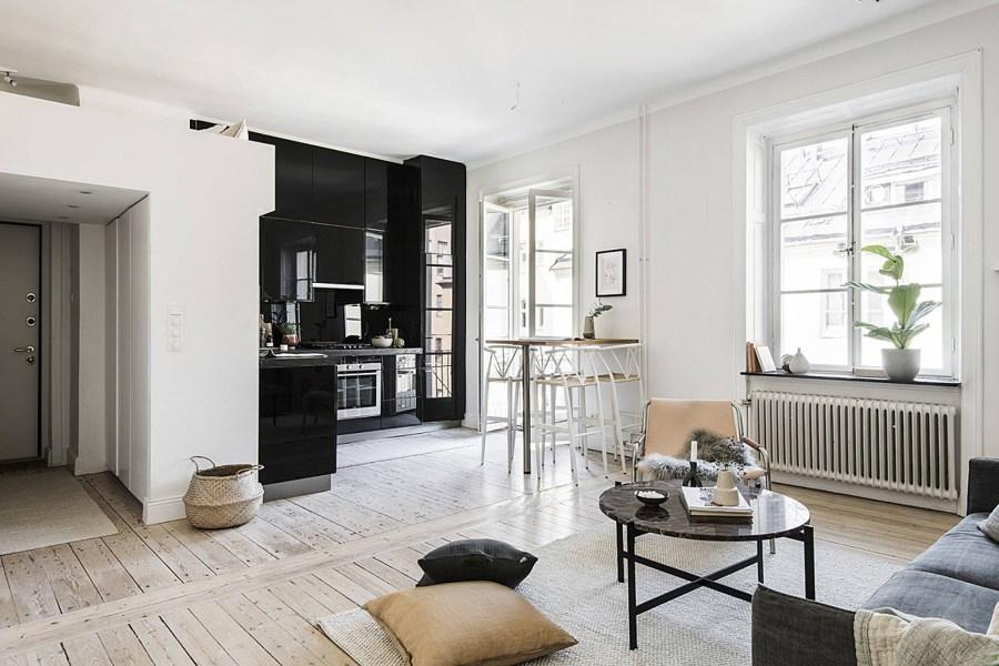 Piccolo appartamento open space