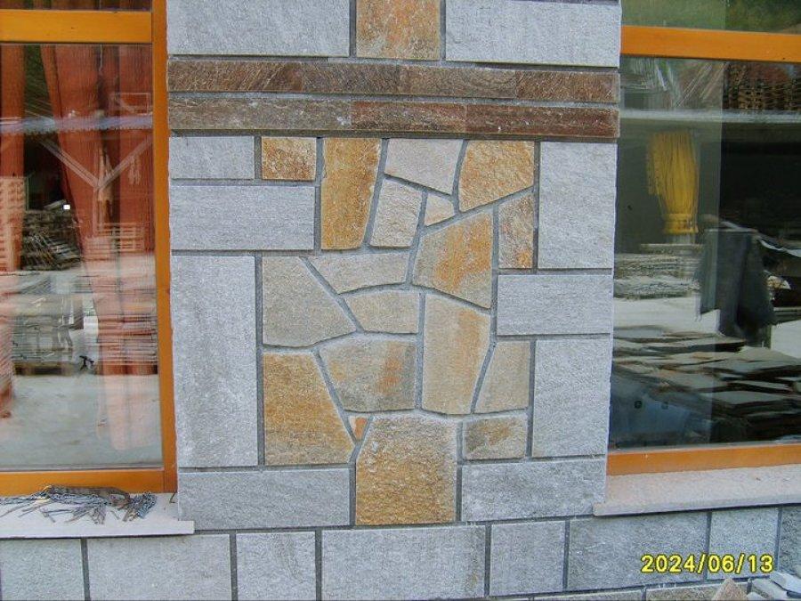 pietra arenaria piastrelle lati segati