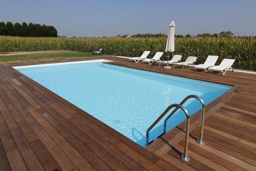 Foto piscina interrata mt 10 x 5 x h 1 5 di aquazzura piscine 589102 habitissimo for Prix piscine 5 x 10