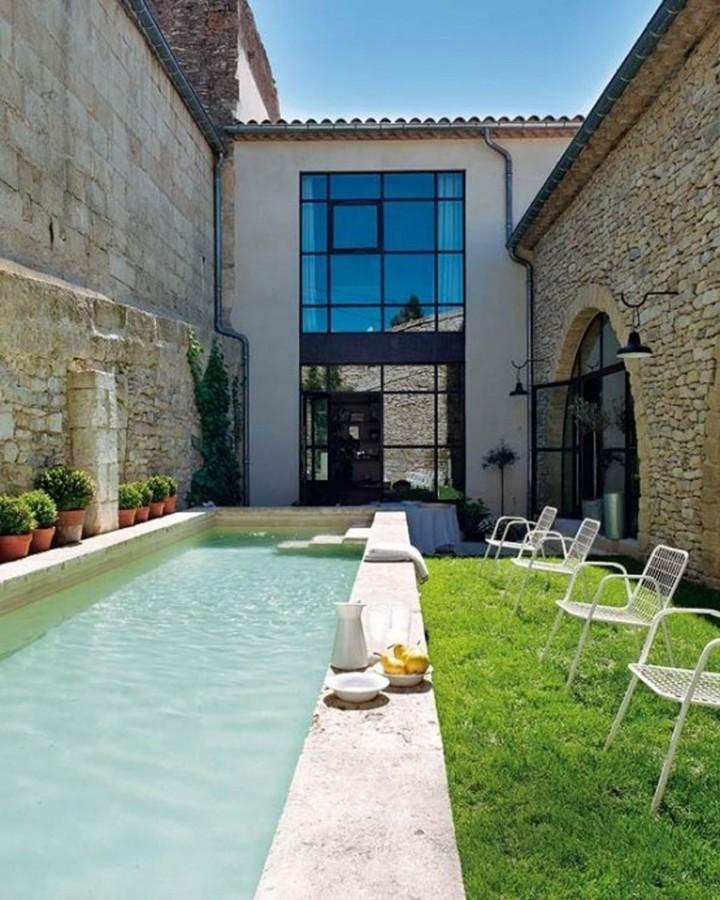 piscina rustica