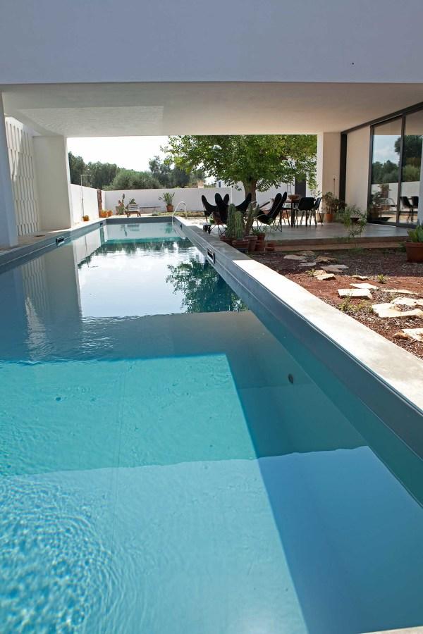 piscina skimmer
