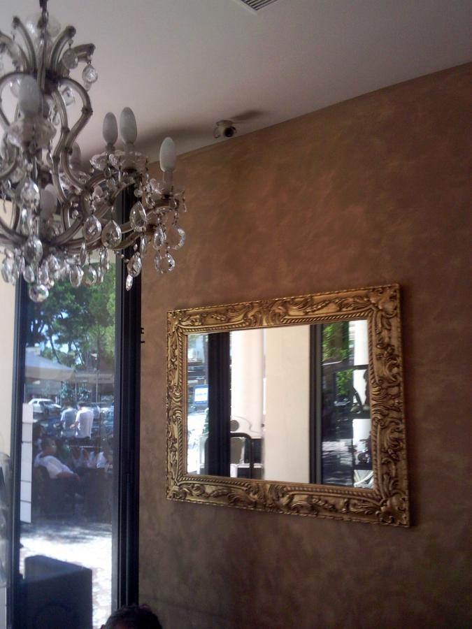 Progetto colore gioia idee imbianchini - Pittura decorativa pareti ...