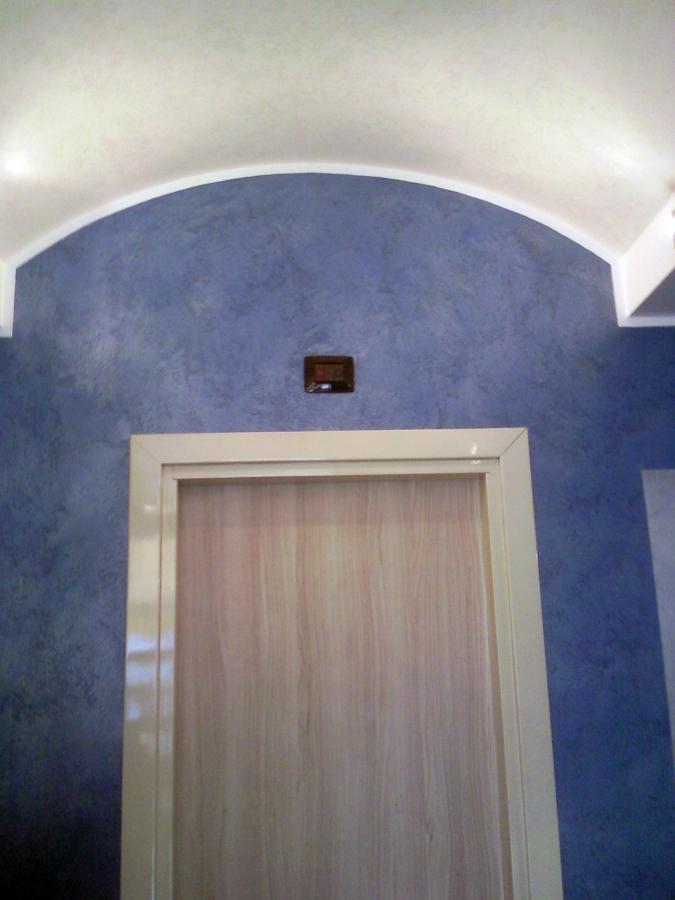 Progetto di pittura decortiva di prestigio casa dei for Lusso per la casa dei sogni