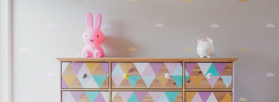 Pittura decorativa mobili