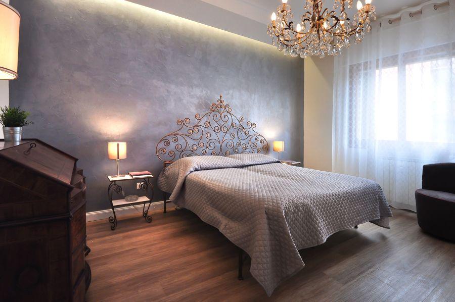Pitture decorative camera da letto