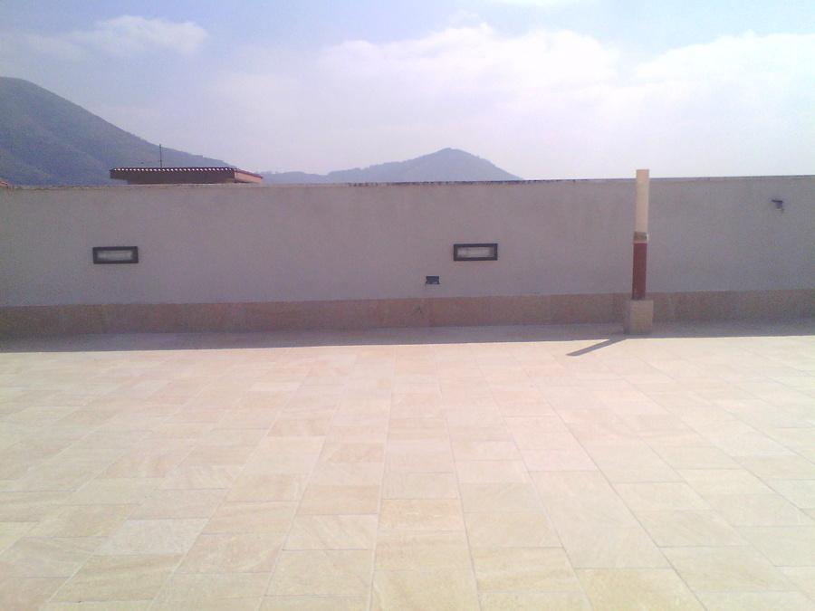Plafoniere Per Terrazzo : Foto plafoniere da incasso terrazzo privato di g a impianti