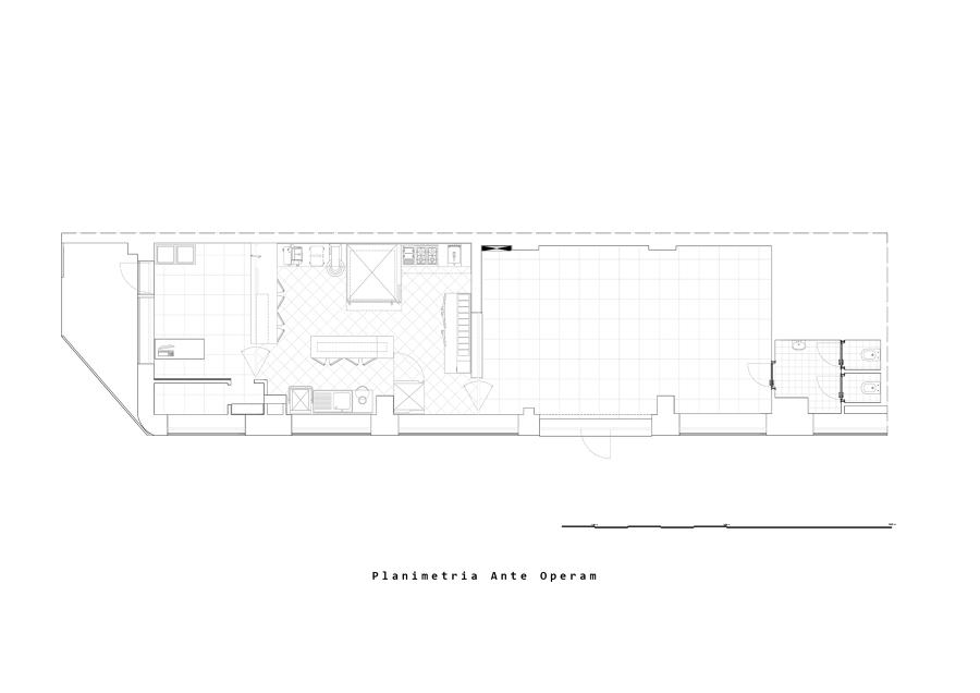 Planimetria Ante Operam