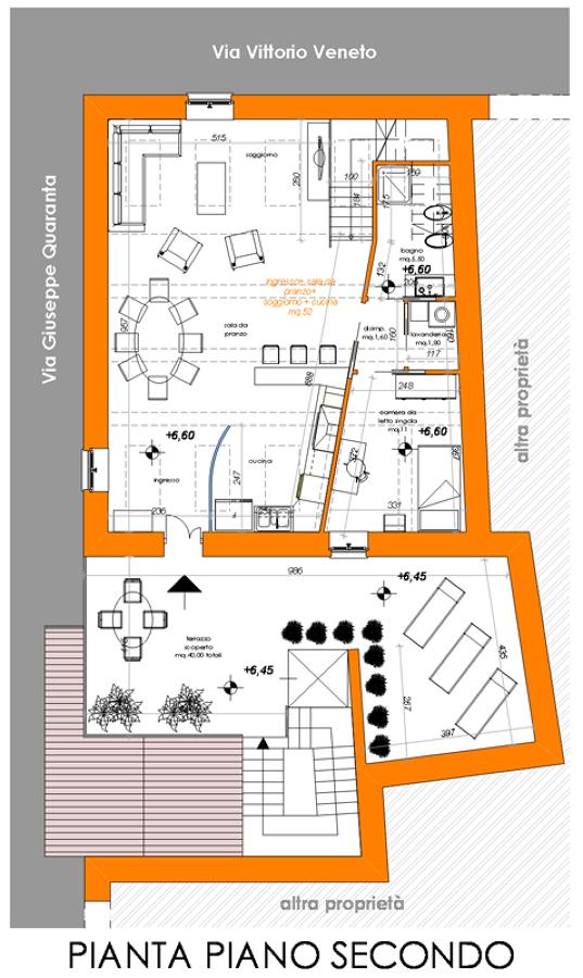 Progetti di design di interni idee architetti for Idee planimetria casa
